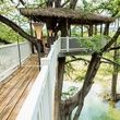 treehouse glamping in Texas