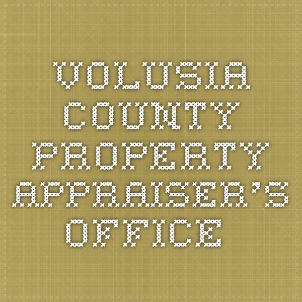New Smyrna Beach Florida Property Appraiser