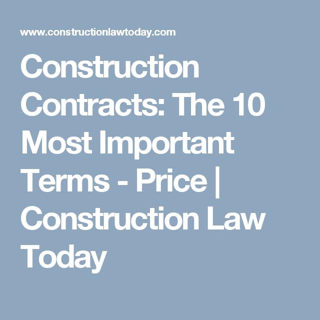Viac ako 25 najlepších nápadov na Pintereste na tému Construction - work contract agreement