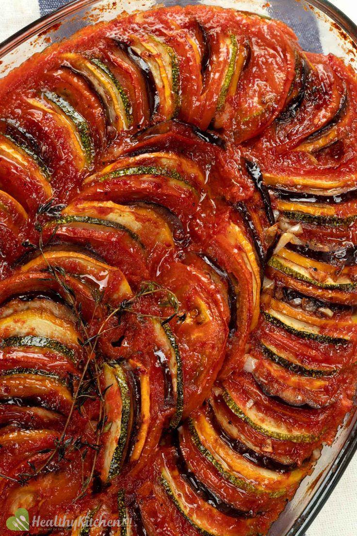 Healthy ratatouille recipe disneyinspired classic