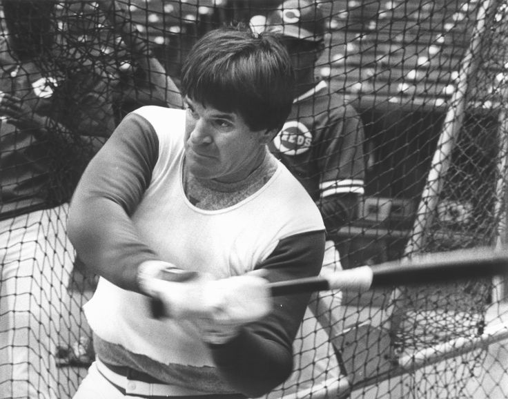 25 facts about Pete Rose's time at Western Hills High School. Photo: Pete Rose during batting practice in 1986. The Enquirer/Annalisa Kraft