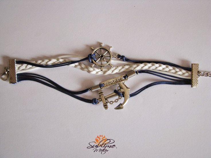 Sublime Metier: Courage Bracelet