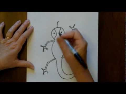 Learn how to draw simple cartoons with doodleacademy. Quick and easy drawing instruction for beginners.
