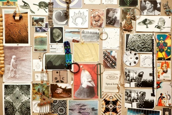 103 Curated Fashion Moodboard Presentation Sheets Ideas By