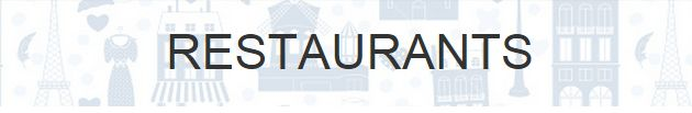 Restaurants, Cafes, Bars, Brasseries, Boulangerie of Paris :: MyParis.me