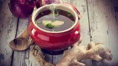 Boisson testée : Coupe l'appétit et fait fondre la graisse d'une manière incroyable 4 cm de gingembre frais râpé. 2 cuillères à soupes de thé vert. 2 cuillères à café du cumin. 1 citron moyen coupé en rondelle.