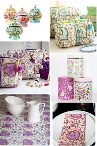 Bungalow textiles