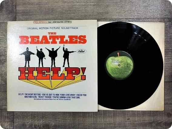 Beatles Help Lp Vinil Importado Usa Mercado Livre