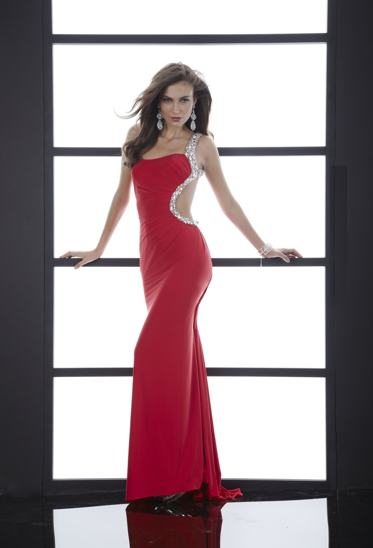 Red Prom Dresses in New York