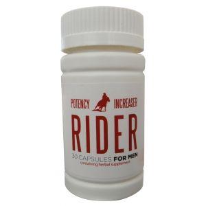 Pastile potenta Rider 30caps | Sexshop Online Xtoys.ro