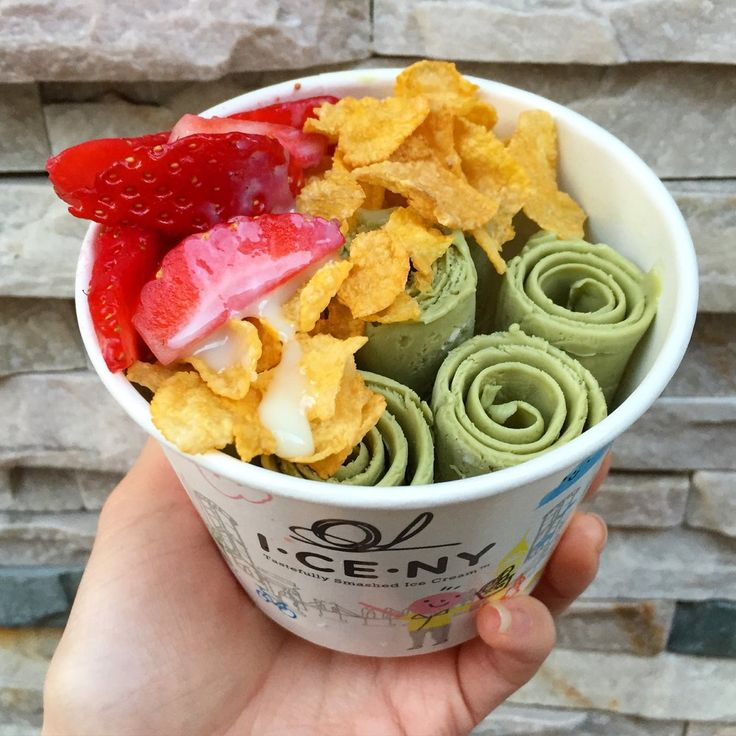 Specialties: We are the original smashed and rolled ice cream from Thailand.   The way we make our ice cream in front of our customers is fun and creative as you have probably seen on Youtube or other social networking.   Basically,…