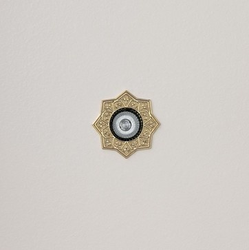 Brass recessed lights Collection For Ever OR/615 - contemporary - recessed lighting - other metro - Topdomus by Elettromarket illuminazione