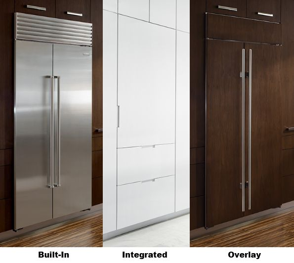 17 Best Images About Integrated Refrigerator On Pinterest