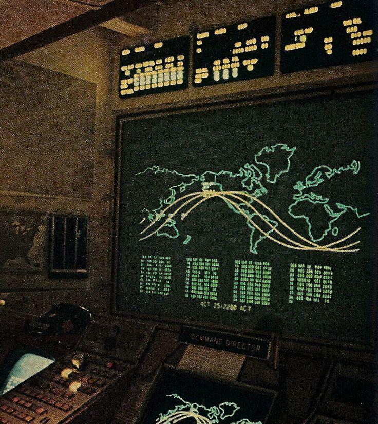 Retro User Interface 05:   Historical IT