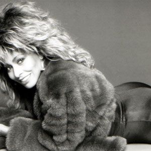 "Tina Turner ~ She was forty-five when she walked down the sidewalk in a miniskirt, high heels, and a wig in the ""What's Love Got to Do with It"" video. It's like she was thirty then, and it's like she's thirty now.   - Esquire.com"