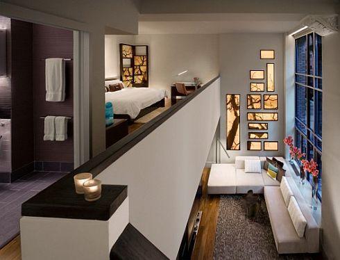 Cute Exquisite W Hotel in New York by BBG BBGM za to da ne jednog dana