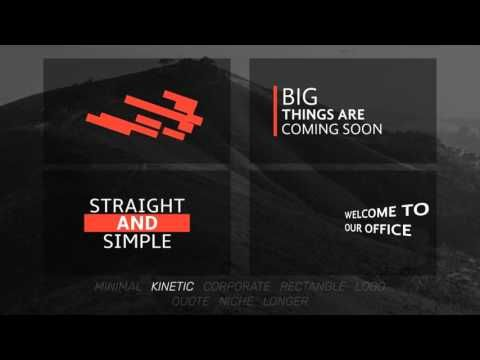 FCP Titles 250 l After Effect Template l VideoHive 19492180