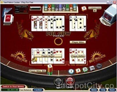 #Great selection of 41 free #Poker games >> jackpotcity.co/free-poker.aspx