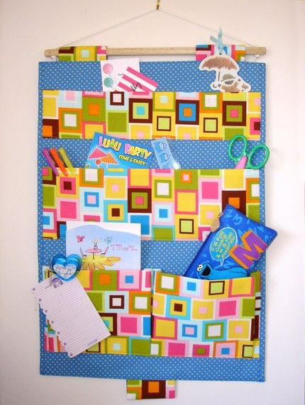 hanging wall organizer - Crafty Mamas - BabyCenter