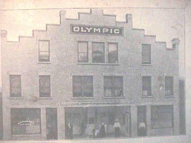 Olympic Theater, Williamson WV