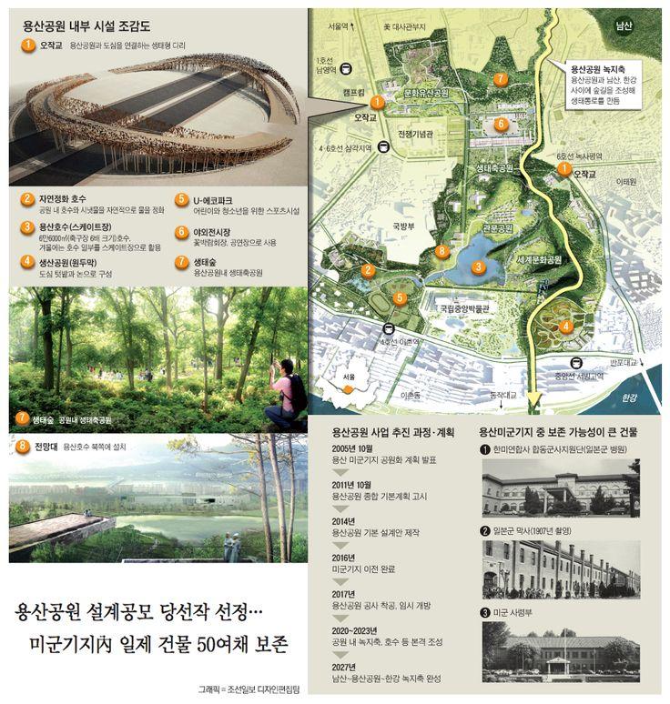 yongsan park west 8 Google Search Park, Map screenshot
