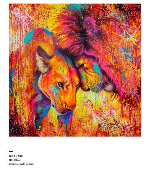 """Exposition """"UrbainIsme, expression de rue"""" des artistes Kongo - FenX - Noé Two…"""