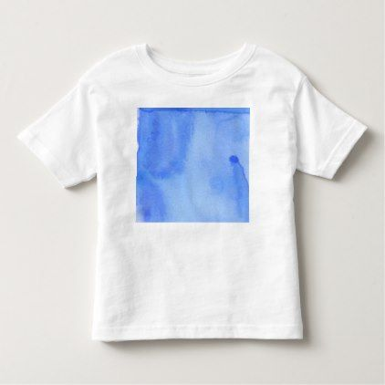 Blue Marble Watercolour Toddler T-shirt - boy gifts gift ideas diy unique