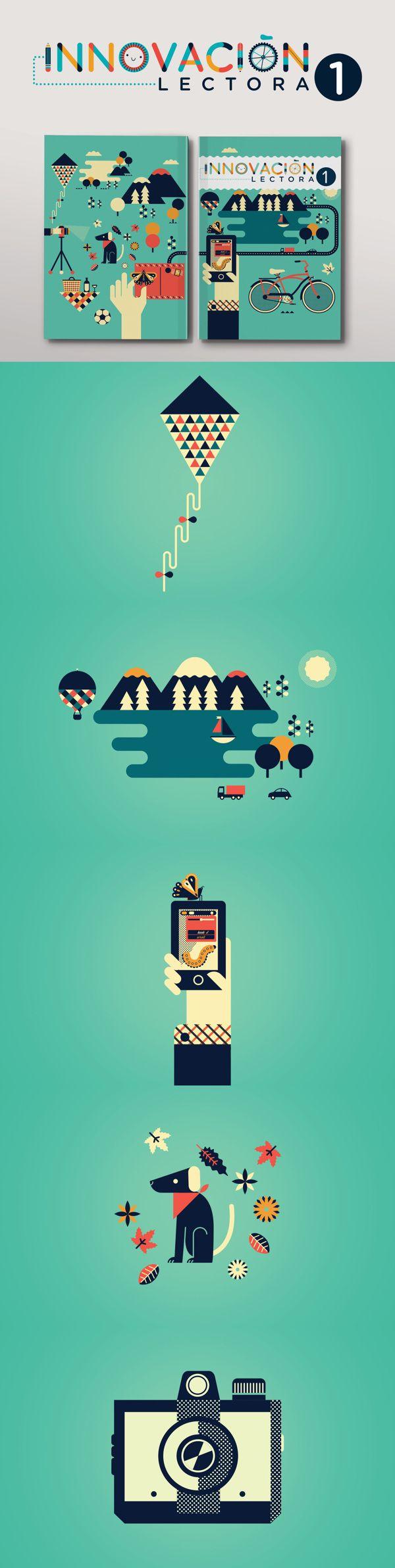 Innovación Lectora S...@me!i!i!i!采集到矢量/3d/像素(2636图)_花瓣插画/漫画