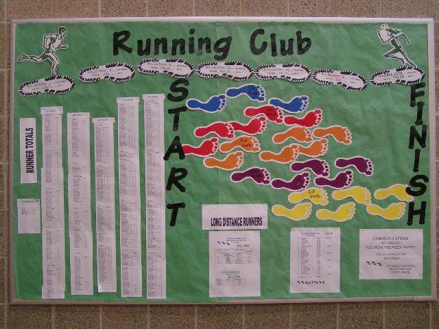 mileage club bulletin boards