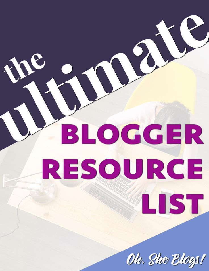 The Best Blogging Tools including the best web hosts for new bloggers, email…
