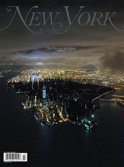 New York Magazine  - amazing image
