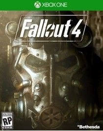 Fallout 4 - Xbox One - Larger Front