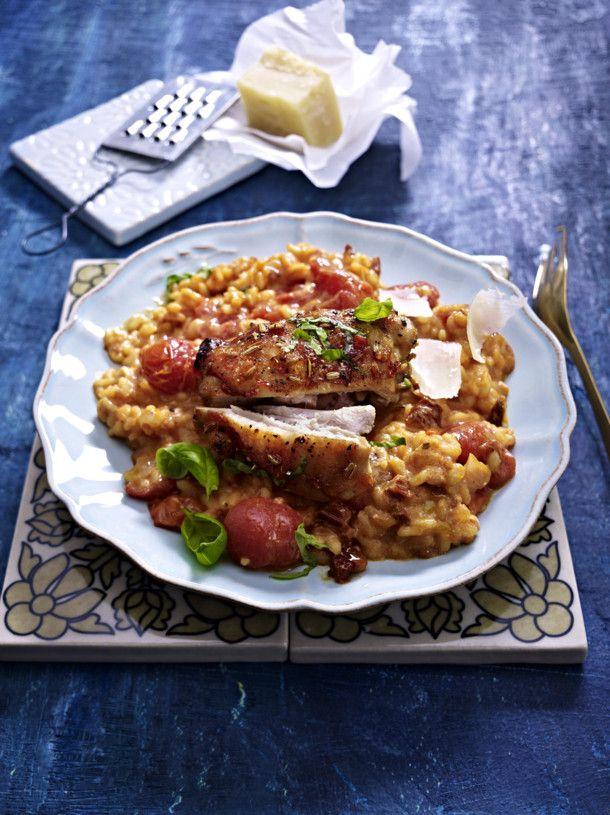 144 besten Reis und Risotto Bilder auf Pinterest Risotto - kochrezepte deutsche küche
