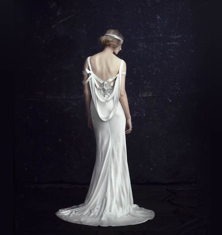 151 Best Art Deco Inspired Wedding Dresses Images On