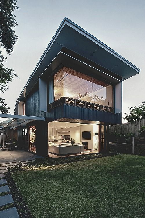 """carbonandfiber: """"Coogee House """""""