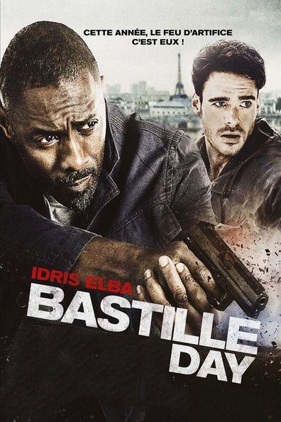 Bastille Day (2016) Regarder Bastille Day (2016) en ligne VF et VOSTFR. Synopsis: Michael Mason, un pickpocket américain, devient l'homme le plus recherché par la CI...