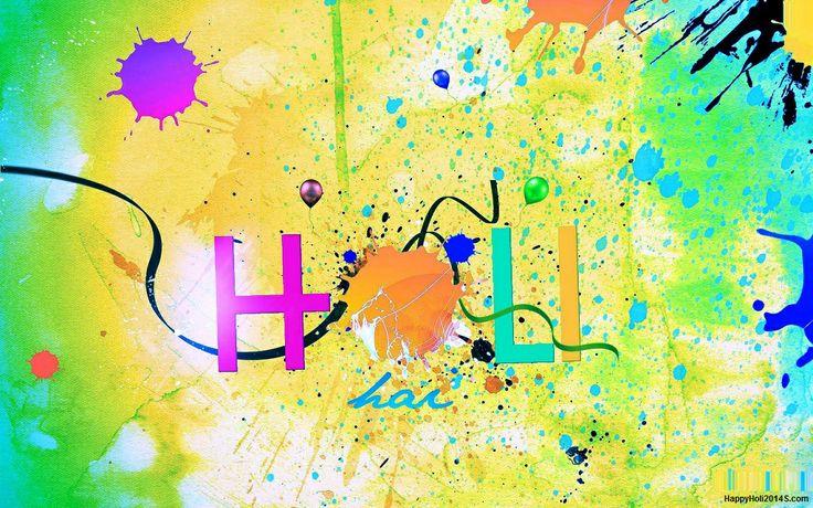 Happy Holi 2014 Wallpapers_1