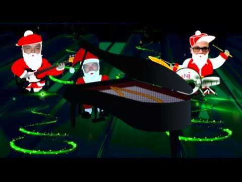 Santa Claus is coming to town - mms modern music school - Produced Directed and animated by myself.  The production, arrangement and recording where made by my good friend Cosmo Masiello and myself. With me on vocals and all my fellow teachers from the school I work at !