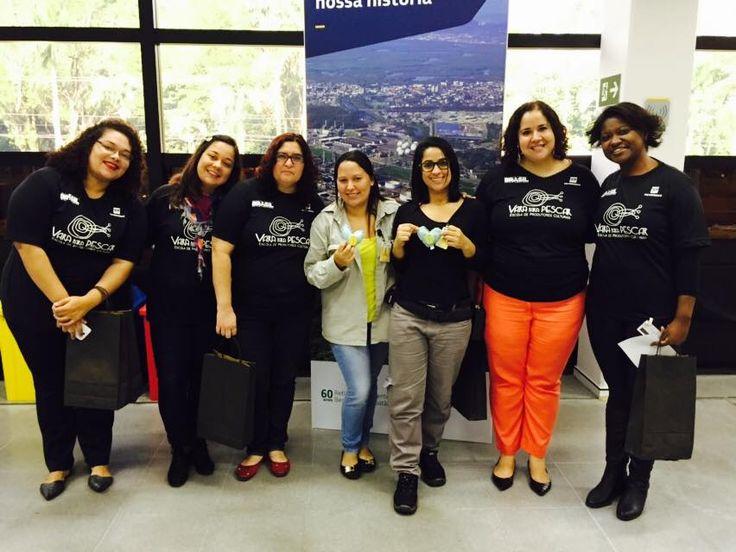 Evento do dia das Mães na Petrobras 2015
