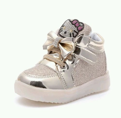 Basket-led-chaussures-Led-Hello-kitty-enfant