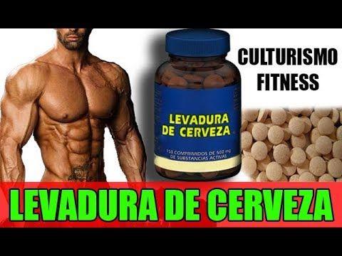 LEVADURA DE CERVEZA PARA GANAR MASA MUSCULAR/ BENEFICIOS EN EL GYM - YouTube