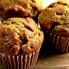 Pumpkin Ginger Nut Muffins II Recipe   Food   Pinterest