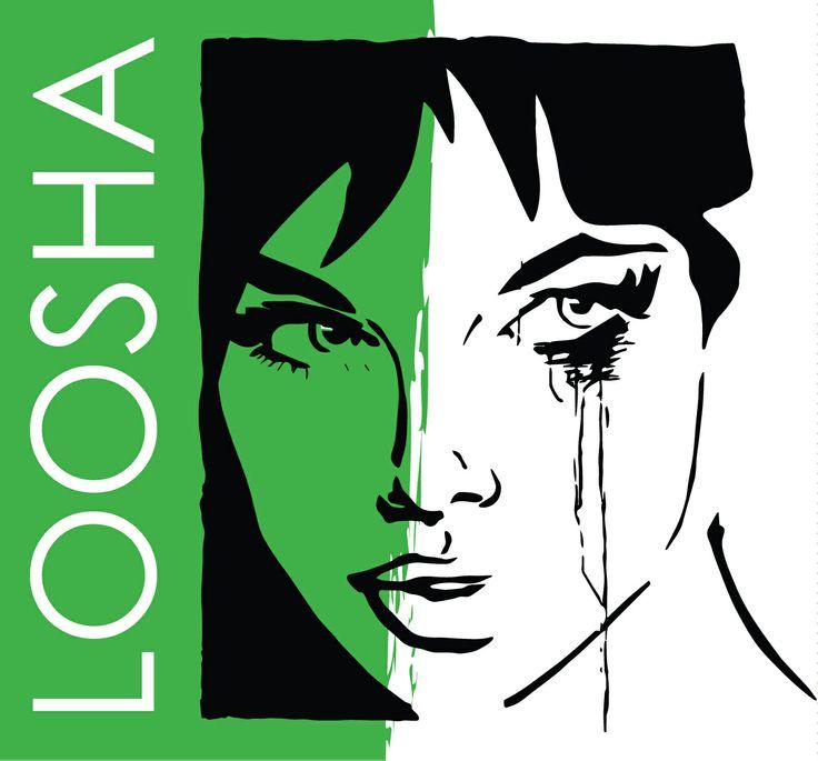 LOOSHA new logo by Mike McLean