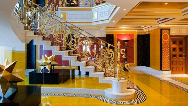 7 Star Hotel Dubai | Only in Dubai: Tour of the World's Seven Star Hotel — The Burj Al ... | Hotels | Pinterest | Dubai tour, Dubai and Uae