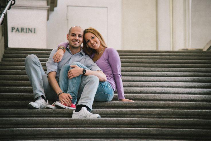 fotografo matrimonio milano, engagement Cristina e Luca | LaltroSCATTO