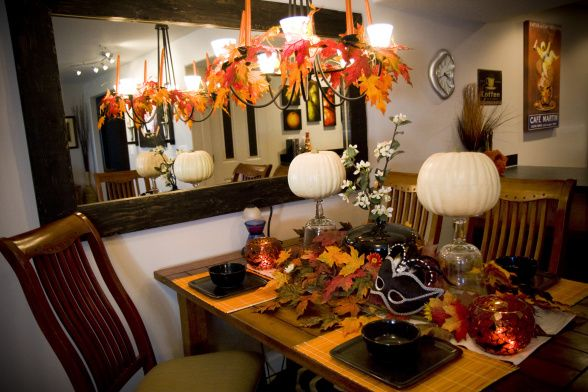 17 best images about dining room on pinterest christmas for Dining room decorating ideas for thanksgiving