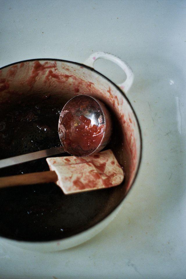 Rhubarb and Kumquat jam