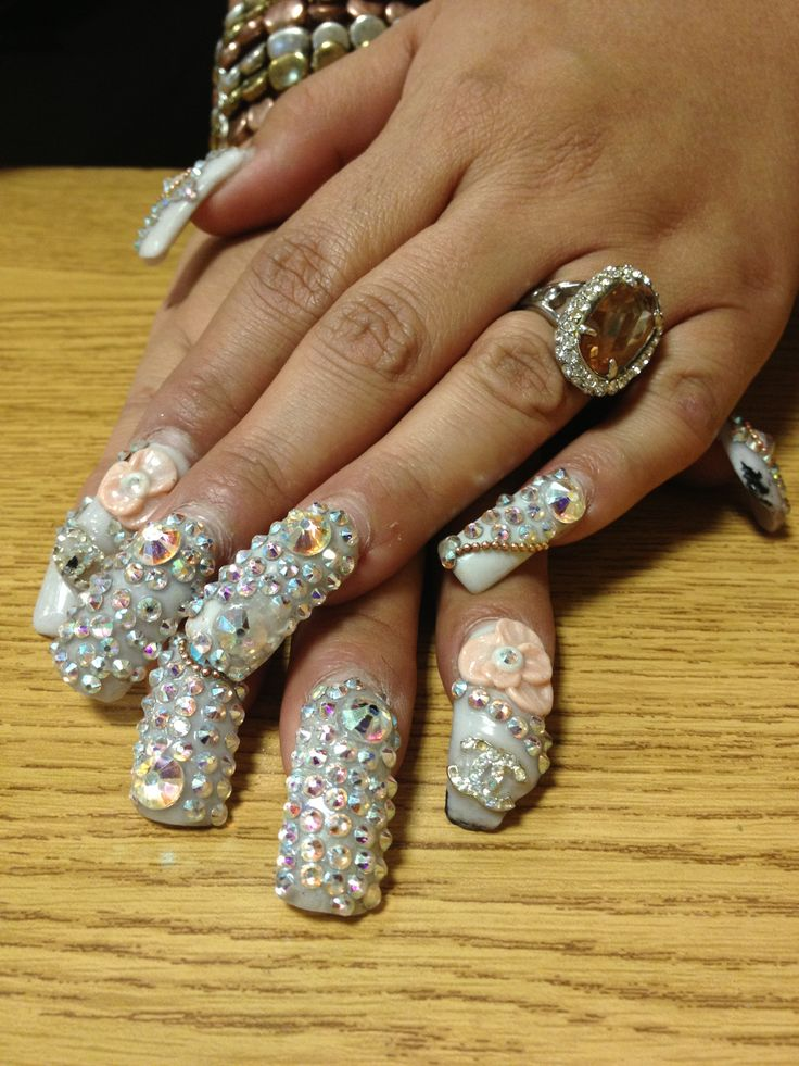 Fancy Nails 2526 N Belt Line Rd: African Fancy Nails Quinceanera Nails Quinceañera Nails