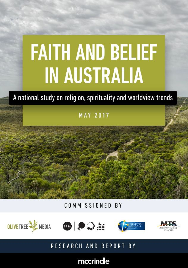 Faith and Belief in Australia