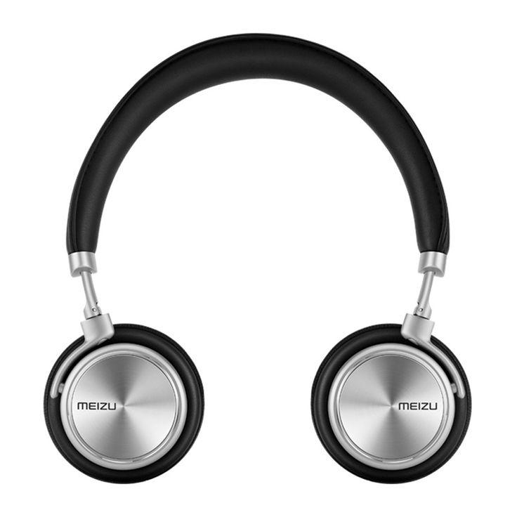 High Quality Original Meizu HD50 Headphones Wire Control Foldable Headhand HiFi…